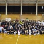 第7回丸光親善ソフトバレーボール大会開催